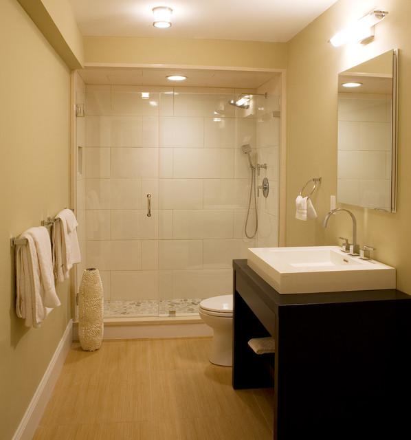 Westchester Elegance Contemporary Bathroom New York By Dw Design Decor Llc