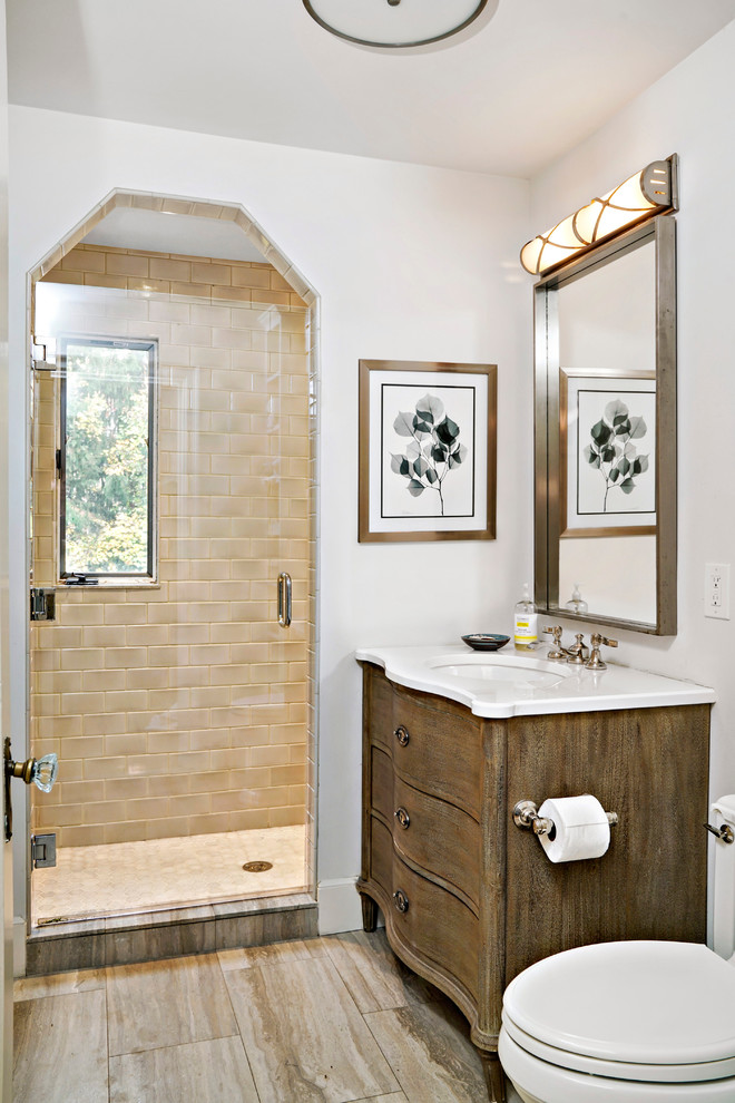 Westchester - Traditional - Bathroom - New York - by JMT ...