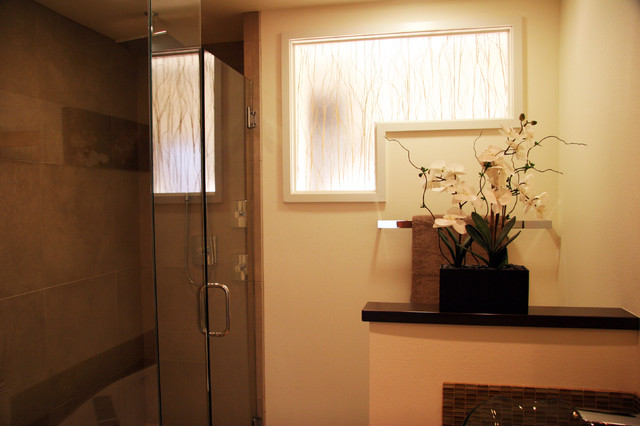 Westchester Lagoon Master Bathroom Remodel Asian Bathroom Other Metro By Grayling