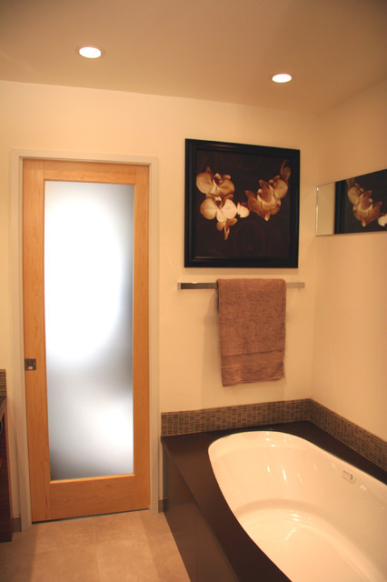 Westchester Lagoon Master Bathroom remodel - Asian ...