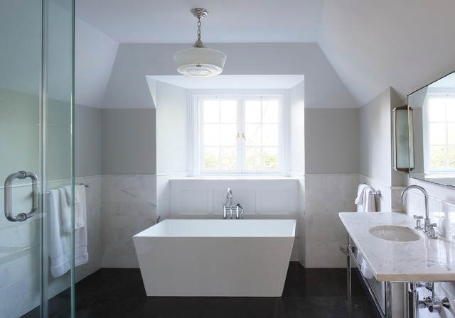 Excellent Tranquil Bathroom In Yonkers  Traditional  Bathroom  New York