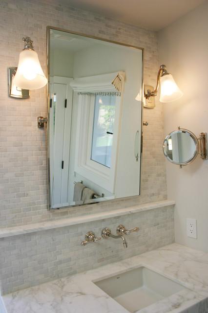 Westcliff Remodel eclectic-bathroom