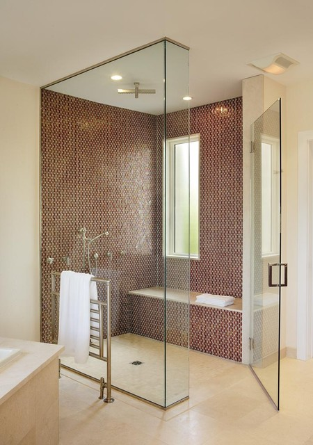 Westhampton House contemporary-bathroom