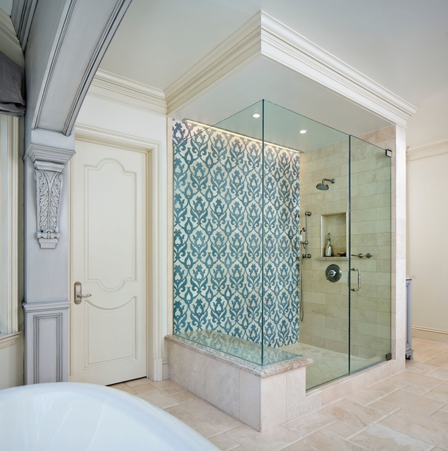 Westlake village french provincial traditional for French bathroom ideas