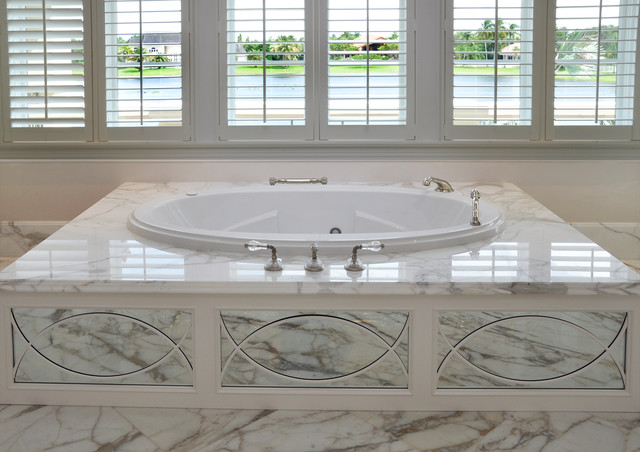 Weston Ft Lauderdale Clean Classical Bathrooms Traditional Bathroom Miami By Causa
