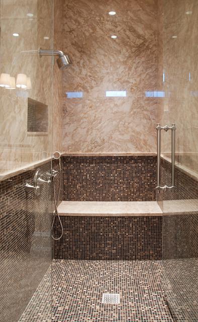 Weston-Ft. Lauderdale, Clean Classical Bathrooms traditional-bathroom