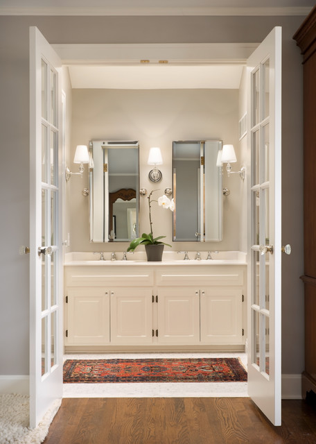 Westwood Master Bath - Traditional - Bathroom - kansas ...