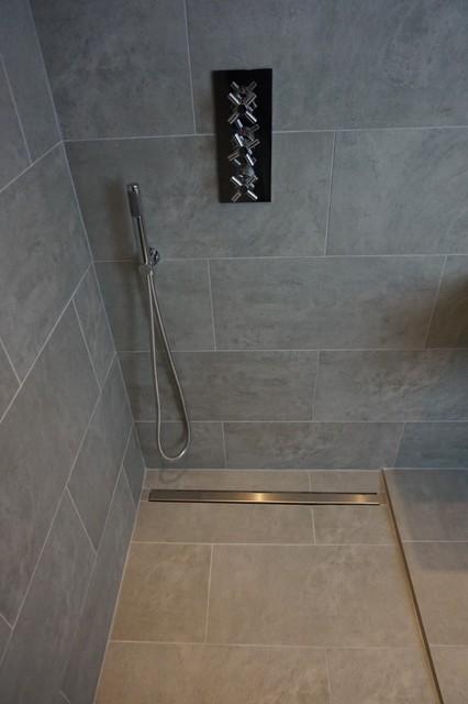 Wetroom Clapham Modern Bathroom London By Tc Wetrooms Ltd