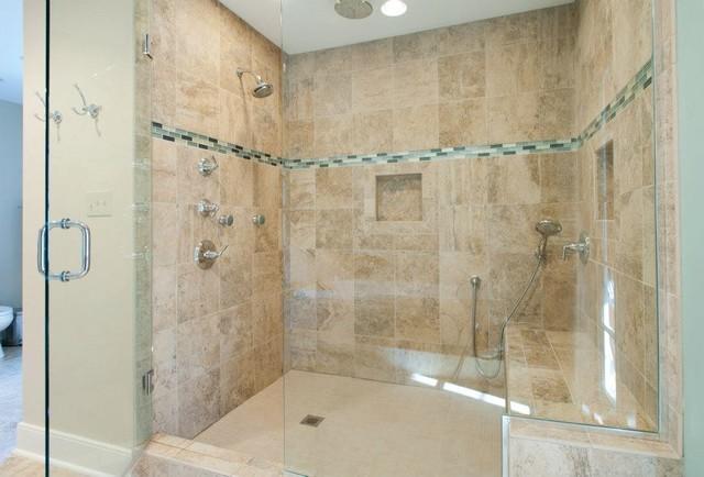 Wexford Addition traditional-bathroom