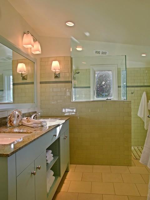 Weyand Residence contemporary-bathroom