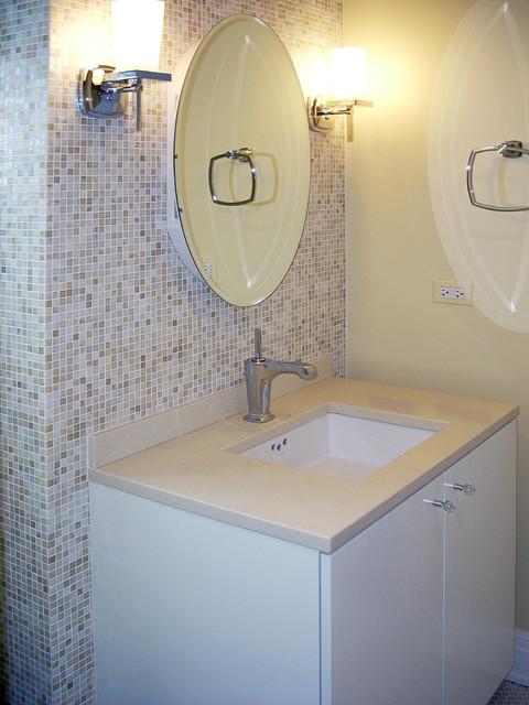 Wheaton Residence contemporary-bathroom