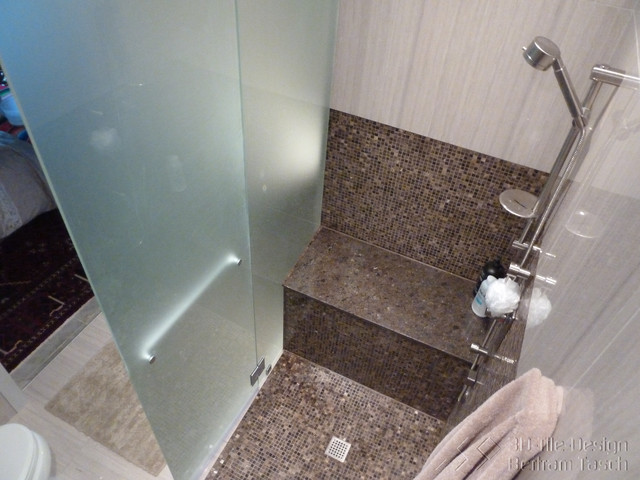 Wheelchair accessible disability shower west vancouver - Disabled shower room ...