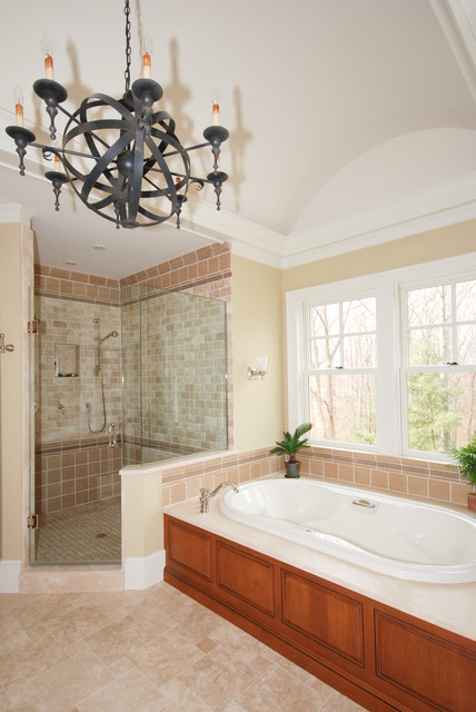 Whiskey Creek, Frederick, MD. Renovation traditional-bathroom