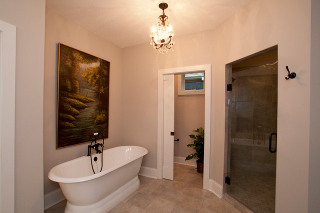 Whispering Pines-2012 traditional-bathroom