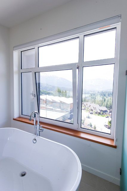 Whistler contemporary-bathroom