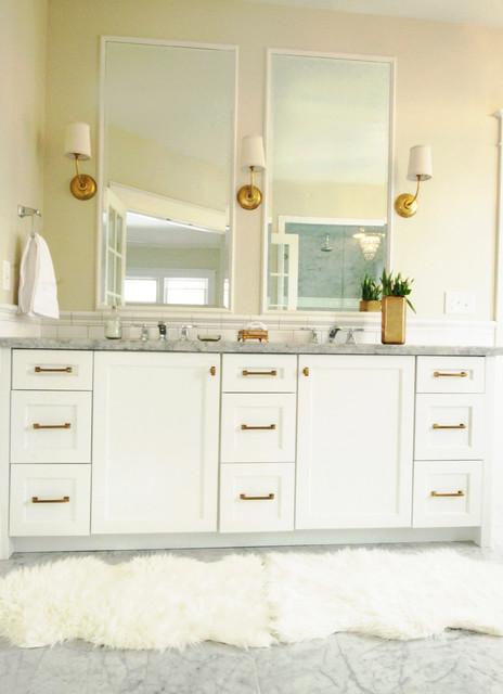Polished Brass Vanity Lights Bathroom