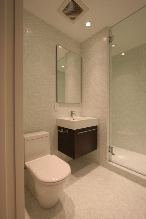 Baños Aseos Modernos:Small Bathroom Design Ideas