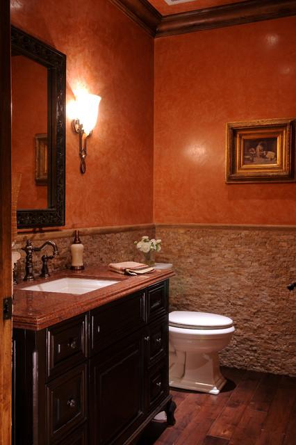 White Oak : traditional bathroom from www.houzz.com size 426 x 640 jpeg 88kB