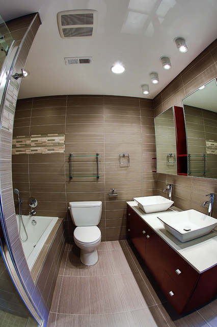 White Reflective And Water Proof Shower Ceiling