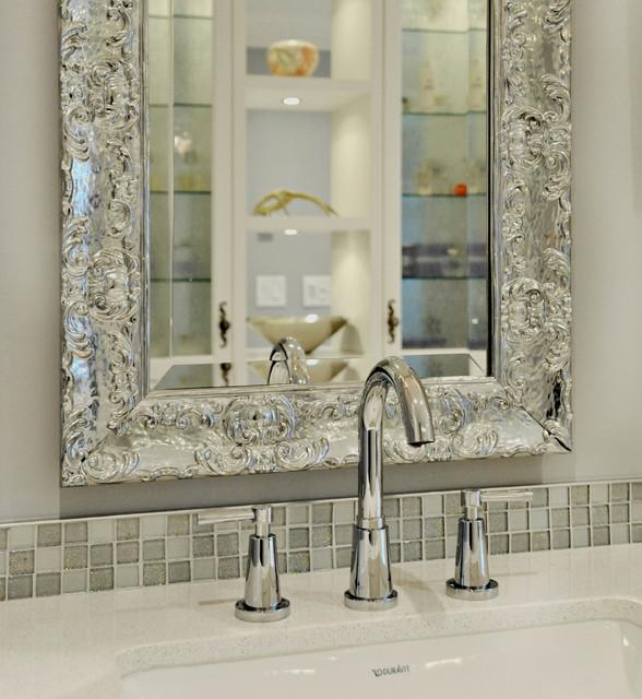 White Rock traditional-bathroom