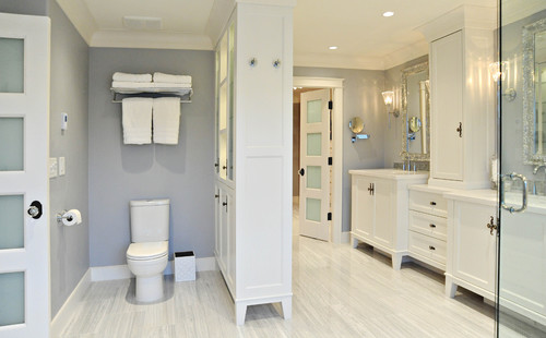 Photo By Enviable Designs Inc.   Search Traditional Bathroom Design Ideas