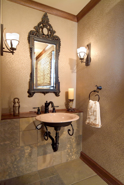 Whitefish Bay whole house remodel traditional-bathroom