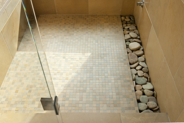 Whitefish Residence contemporary-bathroom