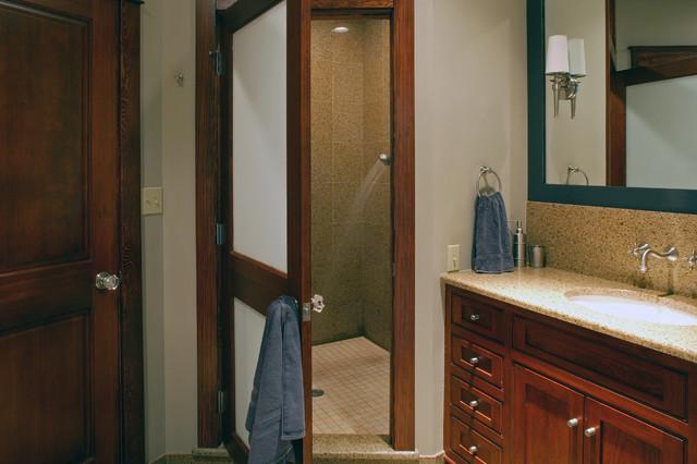Whitehall Creek Home traditional-bathroom