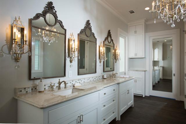 Whitestone Builders - Bayland transitional-bathroom