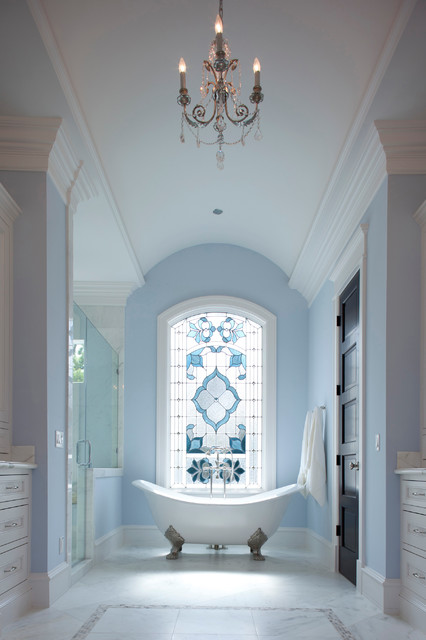 Whitestone Builders - Italianate traditional-bathroom
