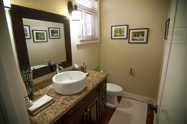 Whitfield Custom Home traditional-bathroom