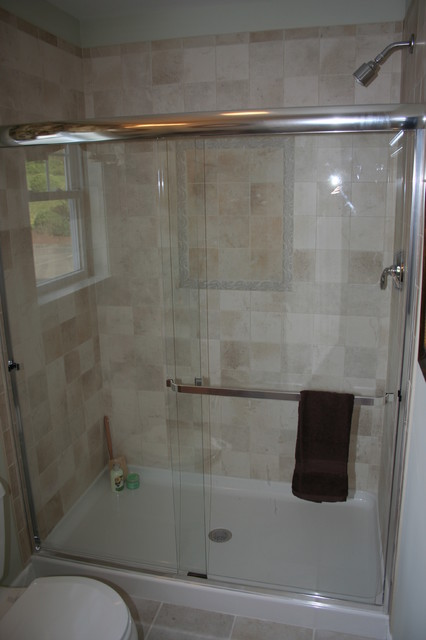 Whitley Show House traditional-bathroom