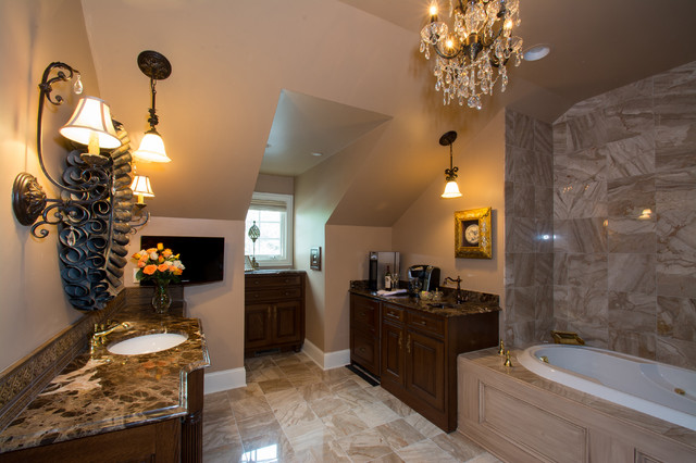 Whole House 13062 traditional-bathroom