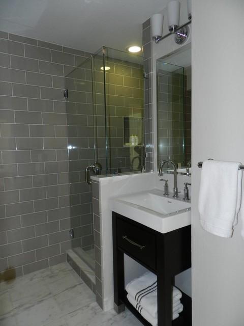 May Construction contemporary-bathroom