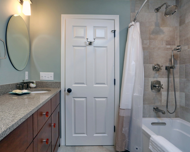 Whole house remodel bathroom traditional bathroom for Gmt home designs inc