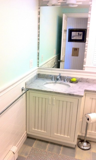 Whole House Remodel-Bourne MA traditional-bathroom