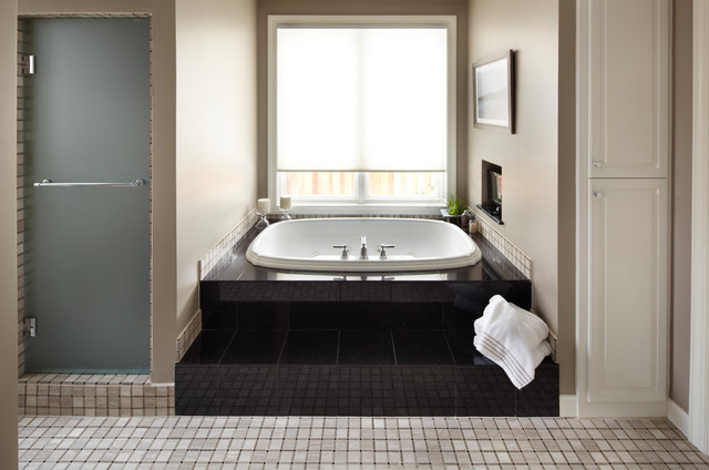 Whole House Remodel contemporary-bathroom