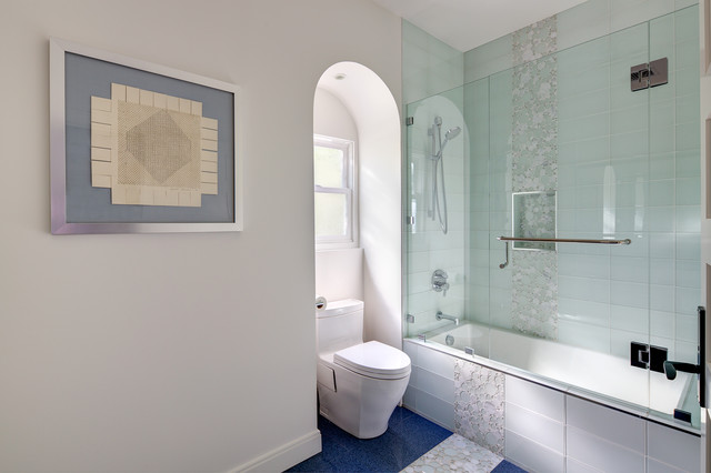 Whole House Remodel In Brentwood contemporary-bathroom