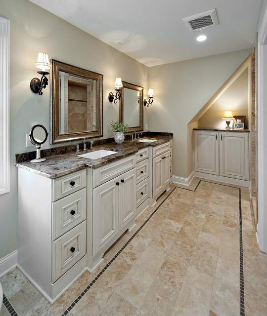 Whole House Remodel traditional-bathroom