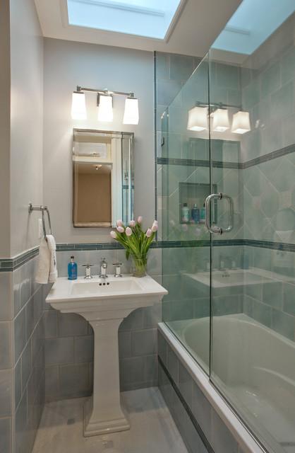 Whole house remodel washington dc traditional for Bathroom design kingston