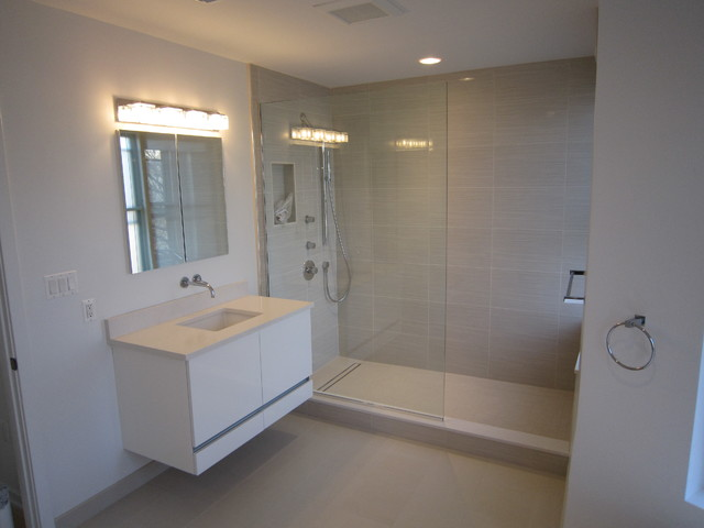 Whole house remodeling contemporary for Whole bathroom remodel