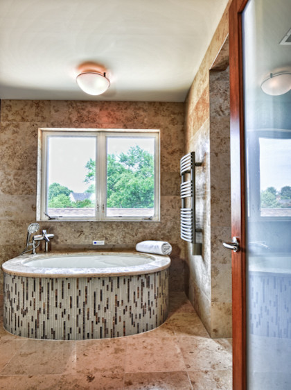 Whole House Renovation in Arnold contemporary-bathroom