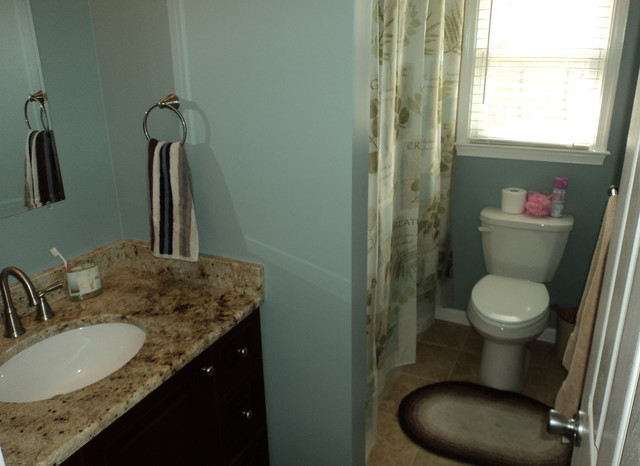 Whole House Renovation in Bel Air, MD traditional-bathroom