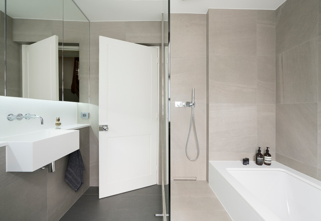 East London Shower Room And Bathroom Contemporary Bathroom London By Amberth