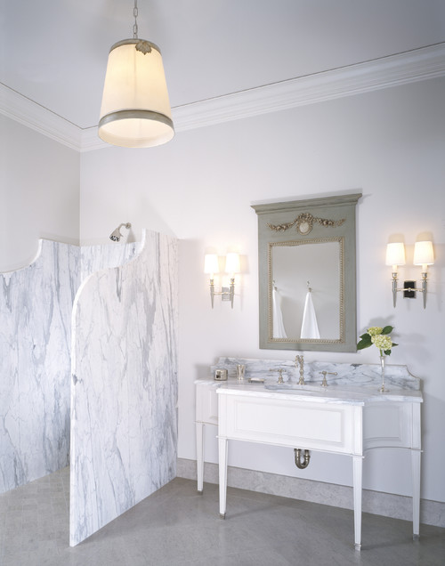 William Hefner Architecture Interiors & Landscape traditional bathroom