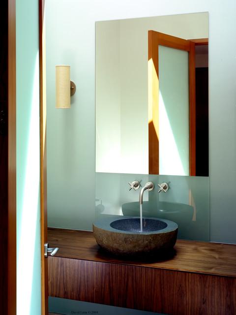 William Hefner Architecture Interiors & Landscape contemporary-bathroom