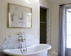 William Hefner Architecture Interiors & Landscape mediterranean-bathroom