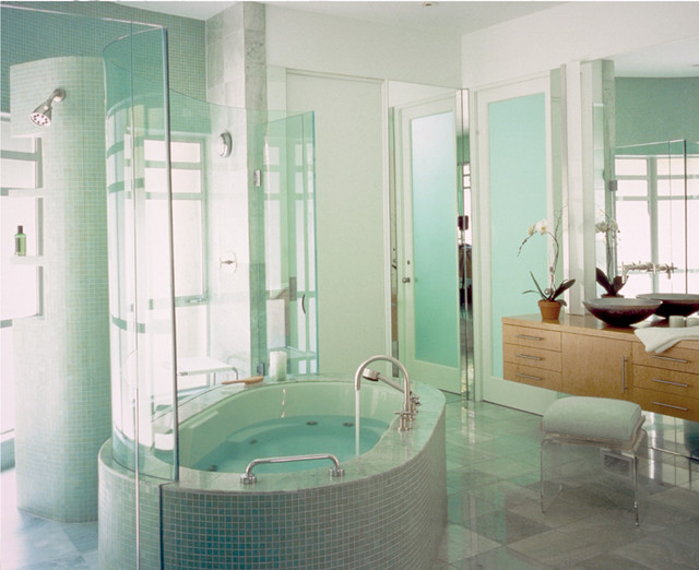 William Hefner Architecture Interiors & Landscape contemporary-bathroom