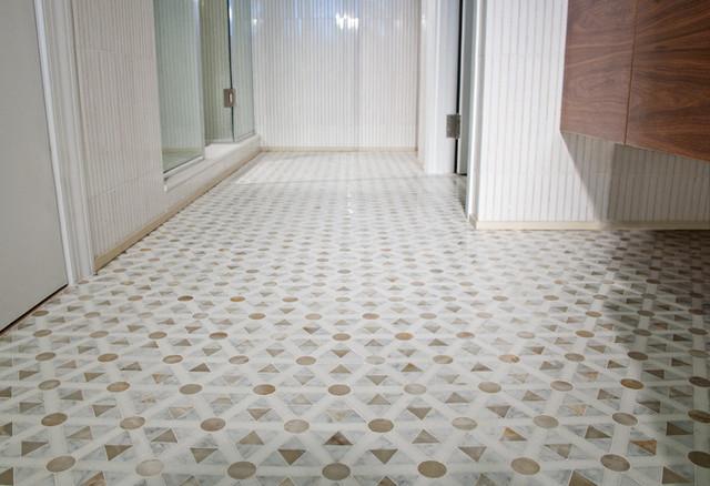 Williamsburg Penthouse traditional-bathroom
