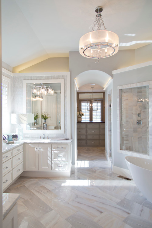 Photo by Wilson Lighting - Willis Construction with Janet Alholm Interiors & Wilson Lighting azcodes.com